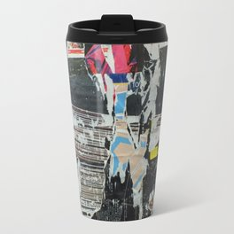 decollage Travel Mug