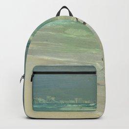 Carribean sea Backpack