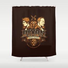 Dixon Brothers Walker Extermination Shower Curtain