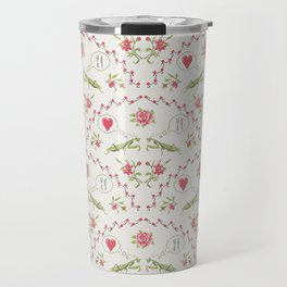The mantis girl is hungry of love Travel Mug