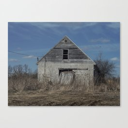 Ypsilanti, MI Barn Canvas Print