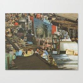Passages Canvas Print