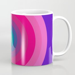 Panton Retro Target Coffee Mug