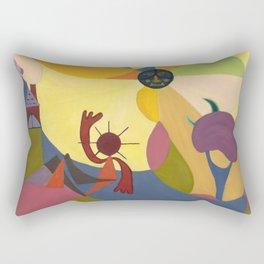 BCR#003 Rectangular Pillow