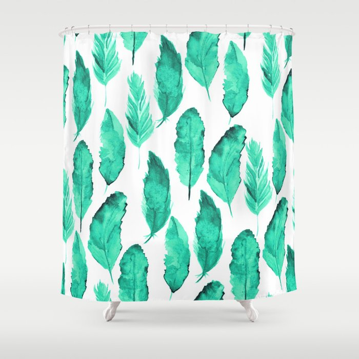 Kimberly  II Shower Curtain