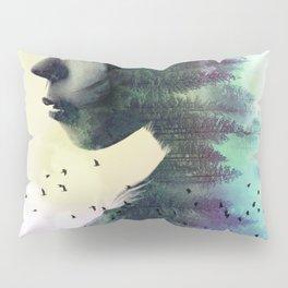 CONTEMPLATION FOREST Pillow Sham
