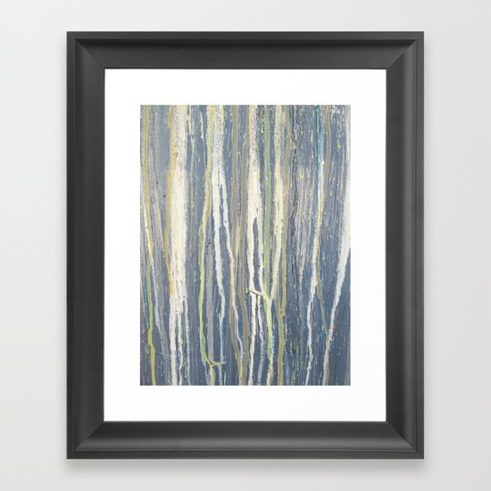 Abstract #1 Framed Art Print