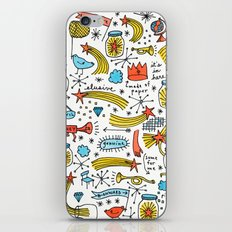 chasing stars and putting them in jars iPhone & iPod Skin