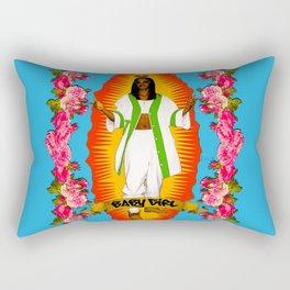 Lady Aaliyah Rectangular Pillow