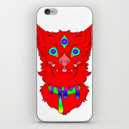 Toxicity iPhone Skin