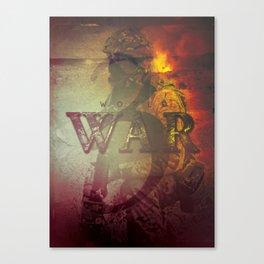 World War 3 Canvas Print