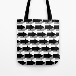 The Trouble With Direction 2 Tote Bag