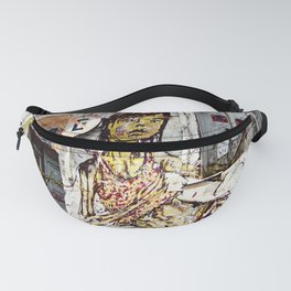 expression Fanny Pack