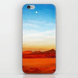 Bolivian Road Landscape iPhone Skin