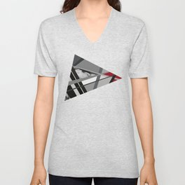 Venus of Triangle Unisex V-Neck