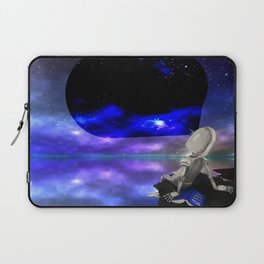 The Lone Robot Laptop Sleeve