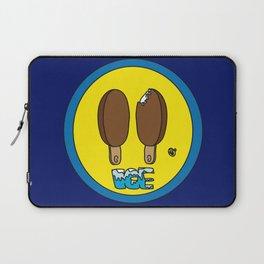 Icecream Smiley Laptop Sleeve