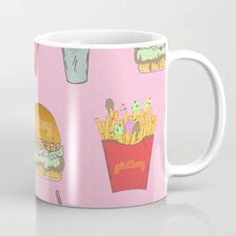 Gluttony Repeated Coffee Mug