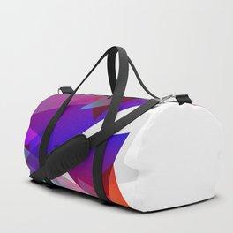 Kaleidoscopic Fragments Duffle Bag