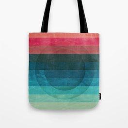 Colors Feels Like We Only Go Backwards - V04 Tote Bag