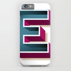 The Letter E iPhone 6s Slim Case