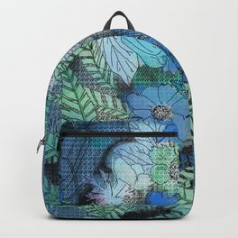 FLORAL AX Backpack
