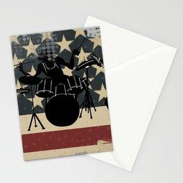 Rock America Stationery Cards