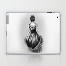 polite girl Laptop & iPad Skin