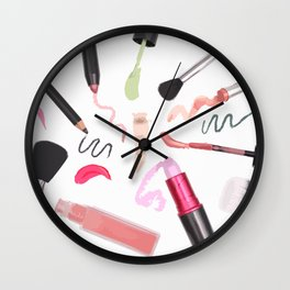 Cosmetic Wall Clock