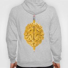 Pencil Brain Hoody