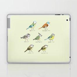 The Tit Family Laptop & iPad Skin