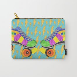 roller skates Carry-All Pouch