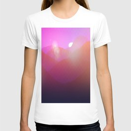 Moon Mountains N.1 T-shirt