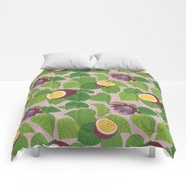Passion Fruit Comforters
