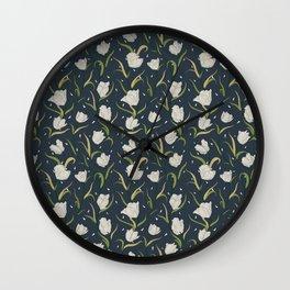 Summer Symphony #01 Wall Clock