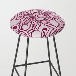Cabbage Core Bar Stool