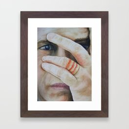 Deterioration Framed Art Print