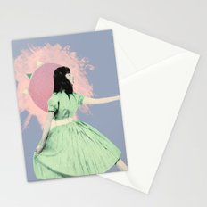 huaxi lilac Stationery Cards