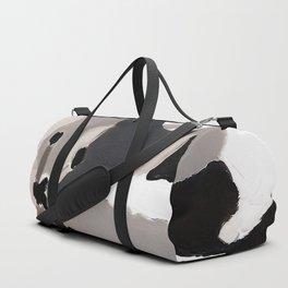 Lily Monochrome Duffle Bag