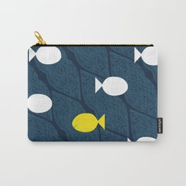 Be Different, Be Happy Carry-All Pouch