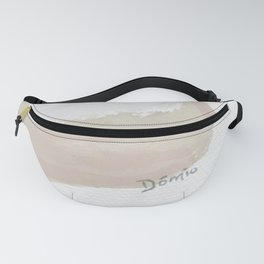 Paint Stripes Fanny Pack