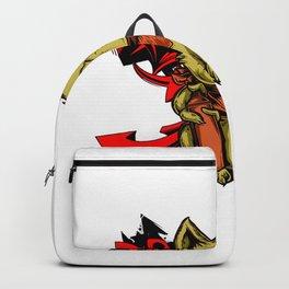graffity cat furniture Design by diegoramonart Backpack