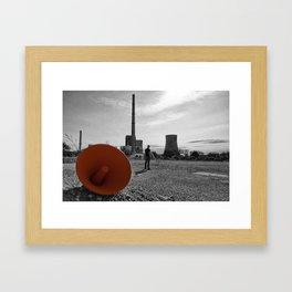 Bong 060 Framed Art Print