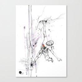 Atelier Man Canvas Print