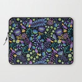 Thistle Garden - Dark Laptop Sleeve