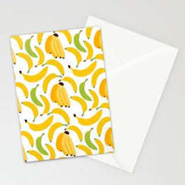 Banana Harvest Stationery Cards