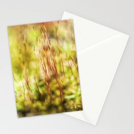 Mossy Plant Stationery Cards
