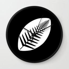 NZ Rugby Wall Clock