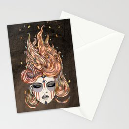 Died Young, Stayed Pretty Stationery Cards