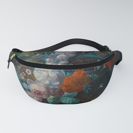 "Margareta Haverman  ""A vase with flowers"" Fanny Pack"